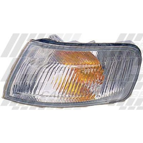 CORNER LAMP - L/H - CLEAR/AMBER, , scanz_hi-res