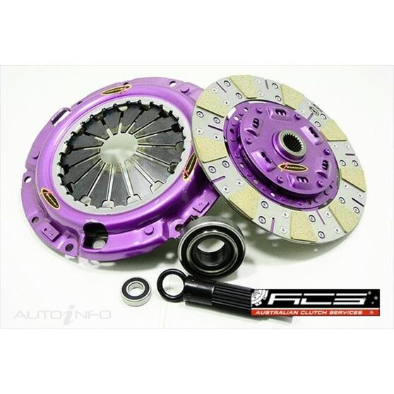 C/KIT H/D MIT VR4 GSR 4G63 225MM CUSH BUTTON