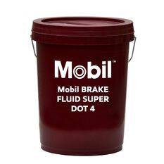 MOBIL BRAKE FLUID SUPER DOT 4 (20LT)