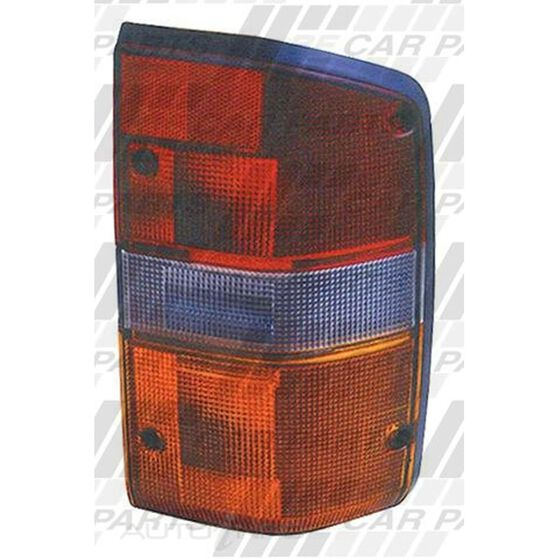 REAR LAMP - R/H - RED/CLEAR/AMBER, , scanz_hi-res