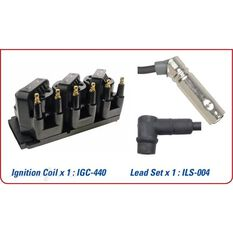 HLDN IGNITION COIL/LEAD KIT