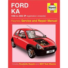 FORD KA 1299CC (96 - 02) (UK) P TO 52, , scanz_hi-res