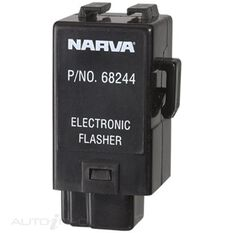 FLASHER ELEC 12V 3 PIN 4MM, , scanz_hi-res