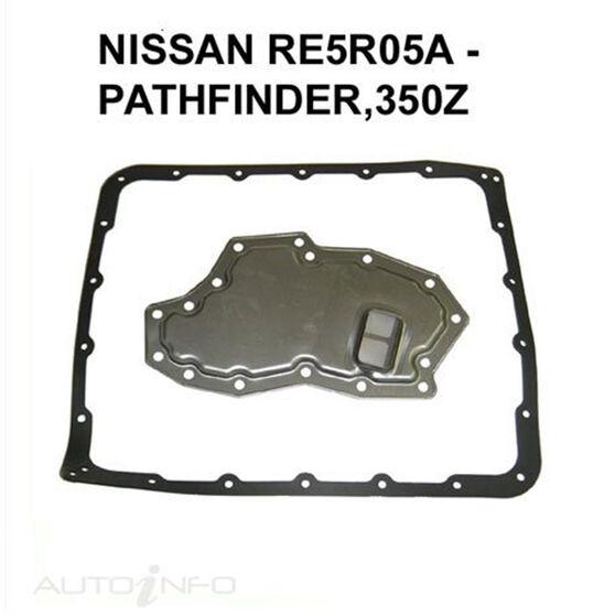NISSAN RE5R05A - PATHFINDER, 350Z, , scanz_hi-res