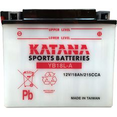 YB18L-A Katana Motorcycle Battery, , scanz_hi-res