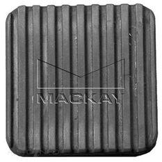 CLUTCH PEDAL PAD  - TOYOTA LANDCRUISER HJ60R - 4.0L I6  DIESEL - MANUAL & AUTO, , scanz_hi-res