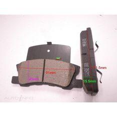 D868-7743=FMSI for Royale Brake Set  R Mitsubishi Various 00-& Peugeot, , scanz_hi-res