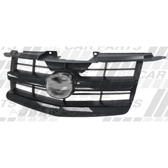 GRILLE - PAINTED BLACK, , scanz_hi-res