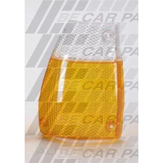CORNER LAMP - LENS - R/H - RND H/L, , scanz_hi-res