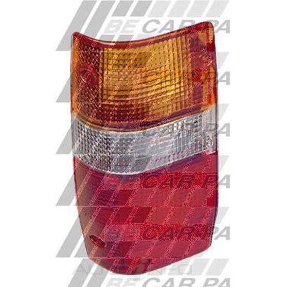 REAR LAMP - LENS - L/H