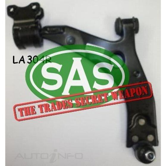 Ford Focus 04- Front RH lower arm 18-21mm ball joint pin, , scanz_hi-res