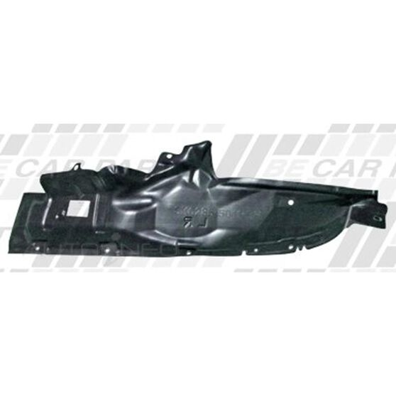 FRONT GUARD LINER - L/H - REAR, , scanz_hi-res