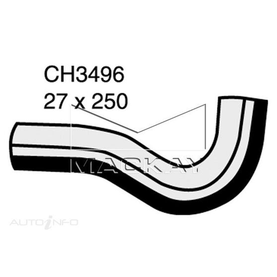ENGINE BY PASS HOSE  - TOYOTA COROLLA AE112R - 1.8L I4  PETROL - MANUAL & AUTO, , scanz_hi-res