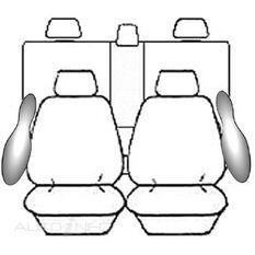 NISSAN X-TRAIL T31 WAGON - ST / ST-L / TS / TI / TL (10/2007  02/2014) DEPLOY SAFE (CHAR), , scanz_hi-res