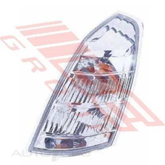 CORNER LAMP - L/H - CLEAR LENS