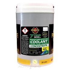 7 YR GREEN COOLANT 20L, , scanz_hi-res