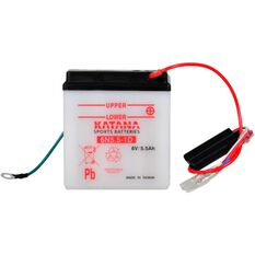 6N5.5-1D Katana Motorcycle Battery, , scanz_hi-res