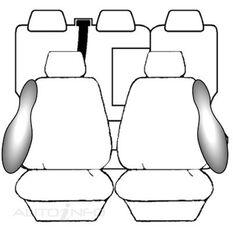 VOLKSWAGEN GOLF AU HATCH - COMFORTLINE / HIGHLINE (04/2013 - ON) DEPLOY SAFE (BLACK), , scanz_hi-res