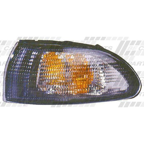 CORNER LAMP - UNIT - L/H - CLEAR
