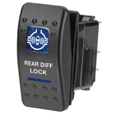SWITCH ROCKER OFF/ON 12V REAR DIFF LOCK, , scanz_hi-res
