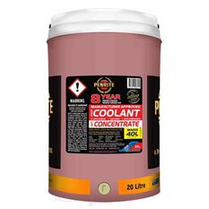 8 YR RED COOLANT - 20LTR
