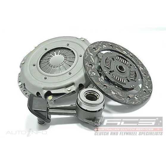 C/KIT FORD FOC 1.8 02> 220*17*20 W/CON S/CYL MTX75 5S