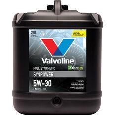VALVOLINE SYNPOWER  5W30 20L, , scanz_hi-res