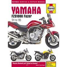 YAMAHA FZS1000 FAZER 2001 - 2005, , scanz_hi-res