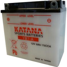 YB7-A Katana Motorcycle Battery, , scanz_hi-res