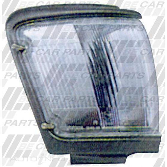 CORNER LAMP - R/H - CLEAR - GREY TRIM, , scanz_hi-res