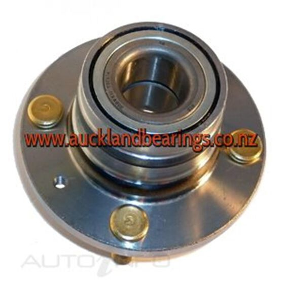 MITSUBISHI REAR WHEEL BEARING - 4 STUD (HUB UNIT NON ABS)