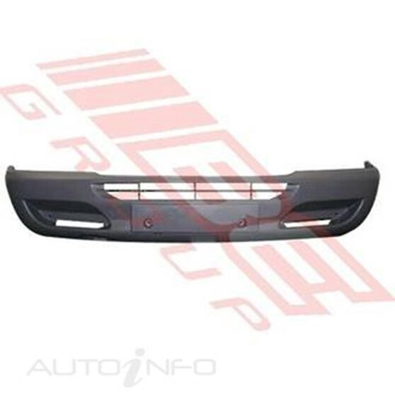 FRONT BUMPER - W/O WASHER HOLE, , scanz_hi-res