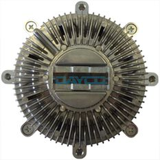FAN CLUTCH HOL RODEO V6 98>05 3.2 3.5 11BLADE FAN 179.5MMOD, , scanz_hi-res