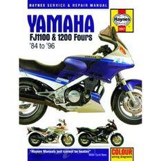 YAMAHA FJ1100 & 1200 FOURS 1984 -1996, , scanz_hi-res