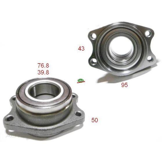 Mitsubishi Lancer rear wheel bearing and carrier, , scanz_hi-res