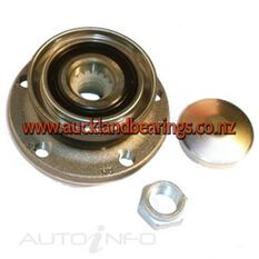 ALFA REAR WHEEL BEARING HUB UNIT - 30MM ID, , scanz_hi-res