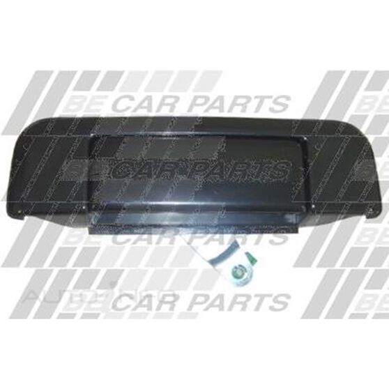 TAILGATE - HANDLE - OUTER - BLACK, , scanz_hi-res