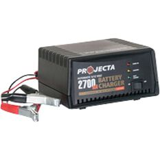 BATTERY CHARGER 4 AMP