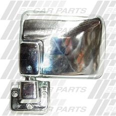 DOOR MIRROR - DOOR MNTD - CHROME - R/H, , scanz_hi-res