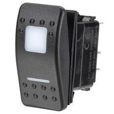 SWITCH ROCKER OFF/ON/ON RED 12/24V LED, , scanz_hi-res
