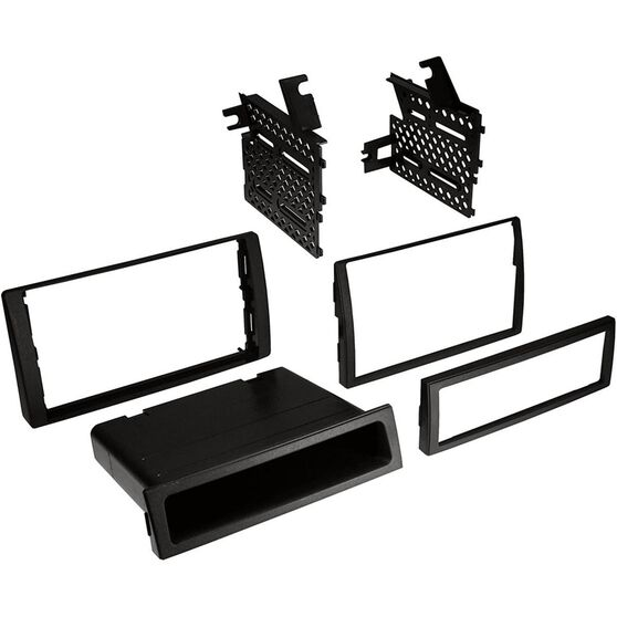 FITTING KIT TOYOTA CAMARY 2002 - 2006 DIN DOUBLE DIN (WITH POCKET), , scanz_hi-res