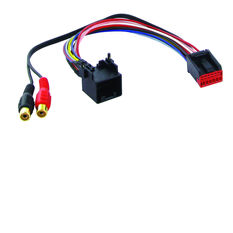 HARNESS AUX IN FOR LANDROVER, , scanz_hi-res