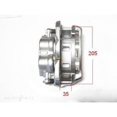 Caliper LHF Mazda BT50, Ford Ranger 06-11, , scanz_hi-res