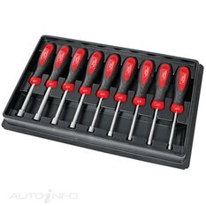 TOLEDO NUT DRIVER SET METRIC 9 PC, , scanz_hi-res