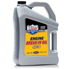 SAE 30W BREAK-IN OIL - 4.73L