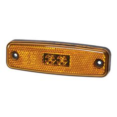 LED 12/24V SIDE MARKER AMBER, , scanz_hi-res
