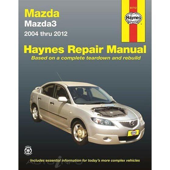 MAZDA MAZDA3 2004-2012, , scanz_hi-res
