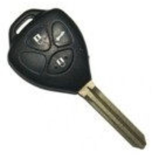 REMOTE SHELL & BUTTONS TOYOTA 3 BUTTON, , scanz_hi-res