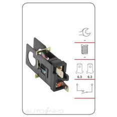 BRAKE LIGHT SWITCH, , scanz_hi-res