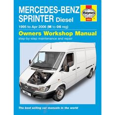 MERCEDES-BENZ SPRINTER DIESEL (1995 - 2006), , scanz_hi-res